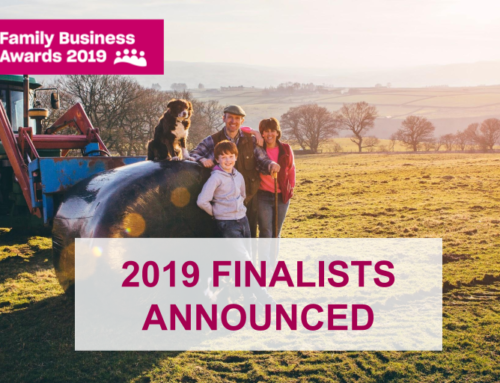 2019 Finalists Announced