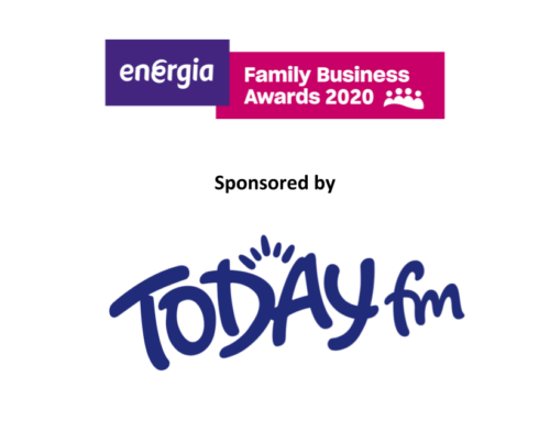 Welcoming Today FM as a Media Partner of the Energia Family Business Awards