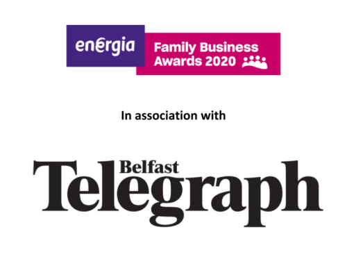 Welcoming the Belfast Telegraph as an official Media Partner of the Energia Family Business Awards
