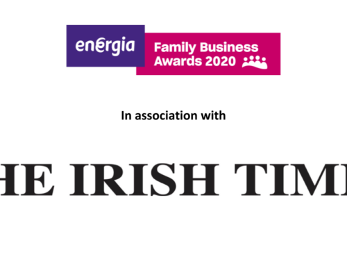 Welcoming The Irish Times as an official Media Partner of the Energia Family Business Awards