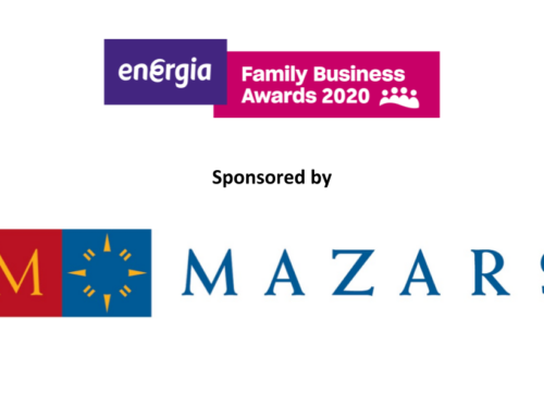 Welcoming Mazars sponsoring Family Food and Drink Producer of the Year