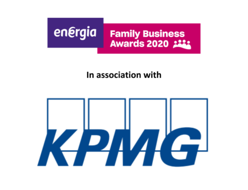 Welcoming KPMG sponsoring Family Food and Drink Producer of the Year